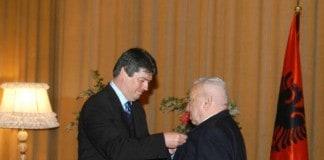 Prof. Kristo Frasheri
