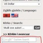 Kerko me Google.com