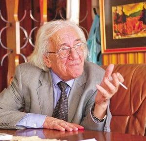 Shkrimtari Dritëro Agolli