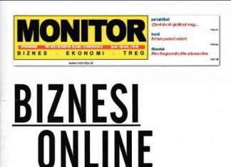 Biznesi Online - Monitor 27 Dhjetor 2010