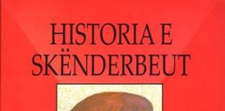 Historia e Skenderbeut nga Marin Barleti (kopertina)