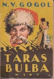 ''Kuriozitete Letrare'' Taras-Bulba-kopertina