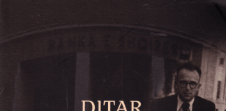 Ditar i ekonomistit, Mitush Kuteli