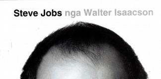 Biografi e Steve Jobs ne shqip