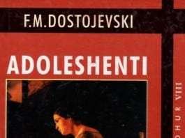 Adoleshenti, Fjodor Mihajllovic Dostojevski