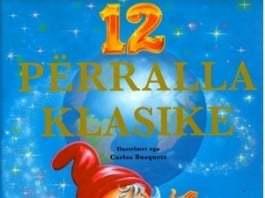 12 perralla klasike (me figura ilustruese)
