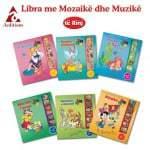 libra dhe mozaike me muzike