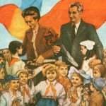 Nicolae Ceaucescu dhe gruaja e tij Elena