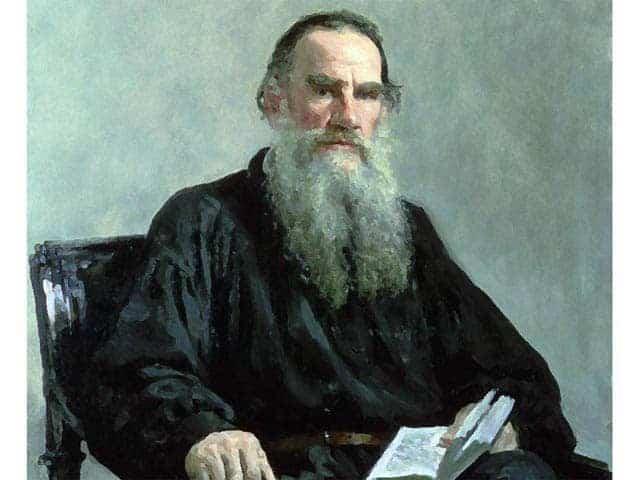 Tri pyetjet – Çfarë do të thotë të jetosh sipas Leo Tolstoit