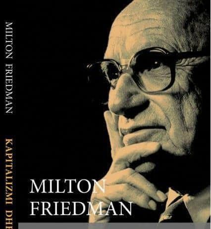 Kapitalizmi dhe Liria nga Milton Friedman