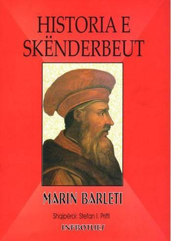 Librat kryesorë të shkruar mbi Skënderbeun