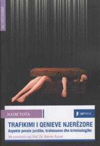 Trafikimi i qenieve njerëzore, Naim Tota