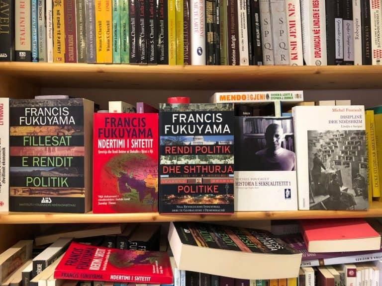 Për çfarë është i famshëm Francis Fukuyama?!