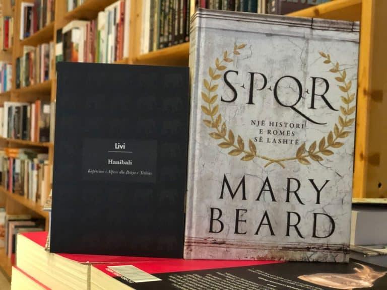 Livi dhe Beard, dy historianë të Romës në 2 mijë vite distancë