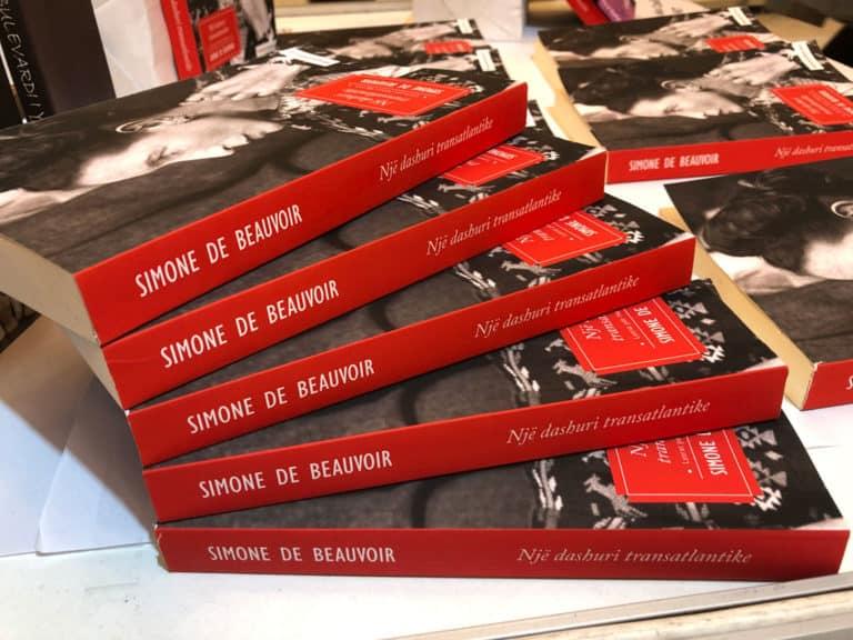 Fragment – Një dashuri transatlantike nga Simone de Beauvoir