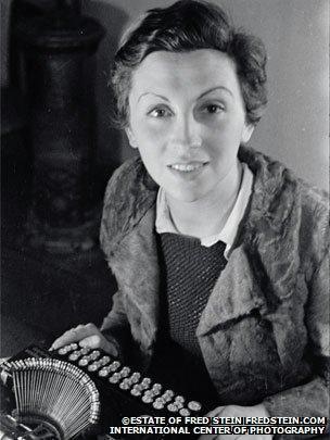 Gerda Taro, fotoreporterja e parë e vrarë në luftë