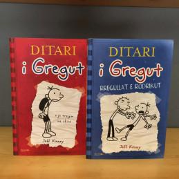Ditari i Gregut, vol. 1+2,...