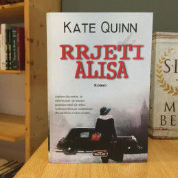Rrjeti Alisa, Kate Quinn