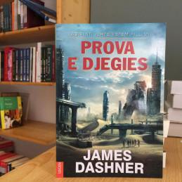 Prova e djegies, James Dashner