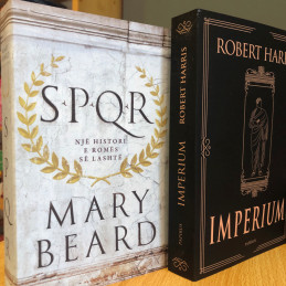 Dy libra në lidhje me Romën...