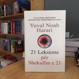 21 leksione për shekullin...