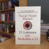 21 leksione për shekullin 21, Yuval Noah Harari
