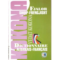 Fjalor Shqip-Frengjisht Vedat Kokona