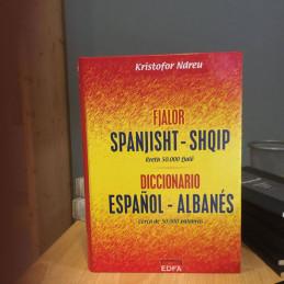 Fjalor Shqip-Spanjisht,...
