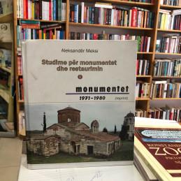 Studime për monumente dhe...
