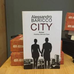 City, Alessandro Baricco