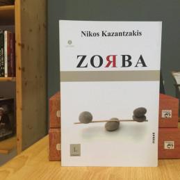 Zorba, Nikos Kazantzakis