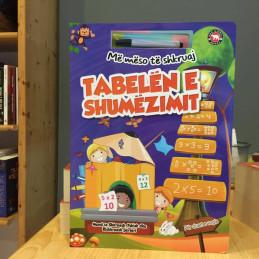 Më mëso të shkruaj, Tabelën...