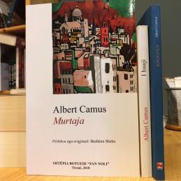 Tre libra të Albert Camus...