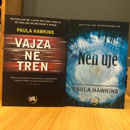 Dy libra të Paula Hawkins...