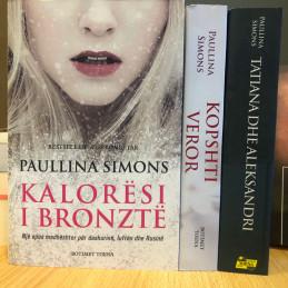 Tre libra të Paullina...