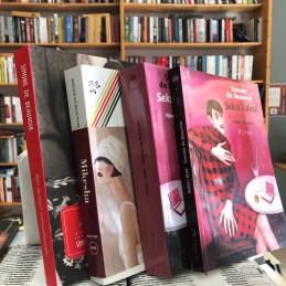 Ofertë! Katër libra të...