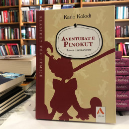 Aventurat e Pinokut,...
