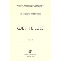 Gjeth e Lule, At Vincenc Prennushi