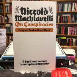 On Conspiracies, Niccolo...