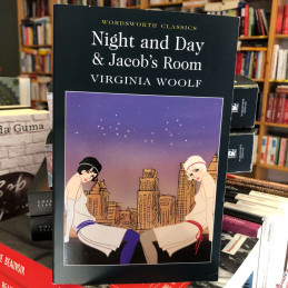 Night and day: Jacob's...