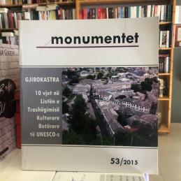 Monumentet, nr. 53, 2015
