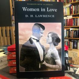 Women in love,  D.H. Lawrence