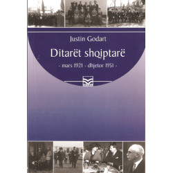 Ditaret shqiptare, Justin Godart
