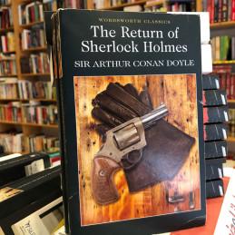 The Return of Sherlock...