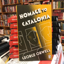 Homage to Catalonia, George...