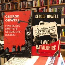 Dy Libra të George Orwell,...