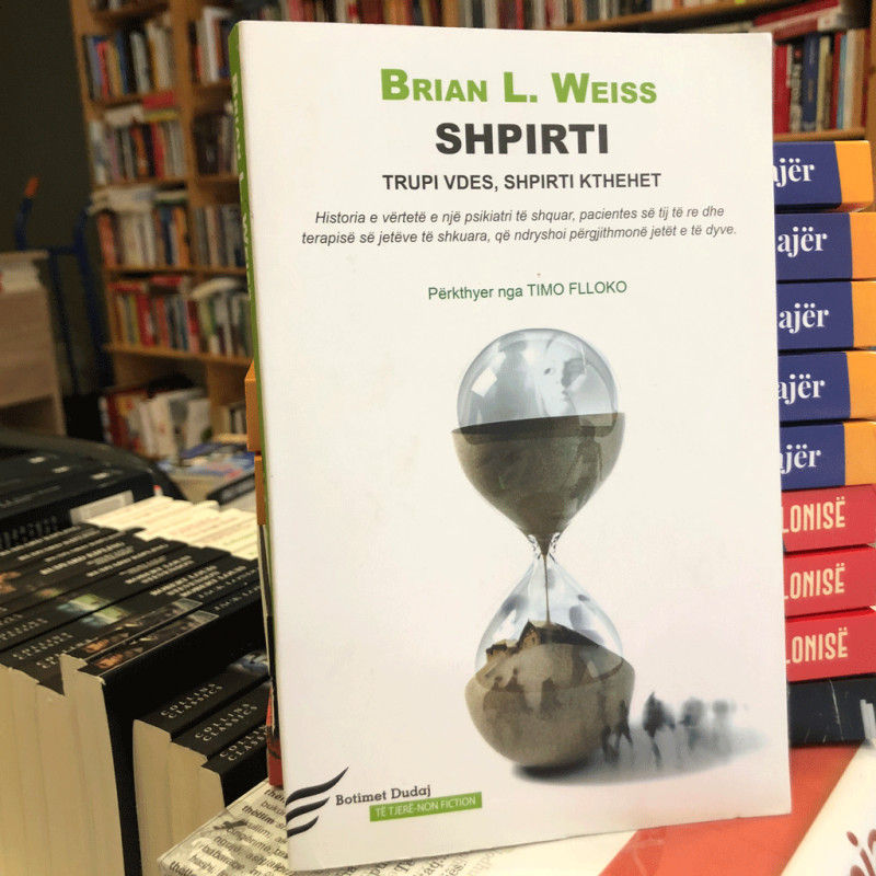 Shpirti, Brian L. Weiss