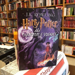 Harry Potter dhe dhuratat e vdekjes, J.K. Rowling