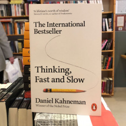 Thinking, Fast and Slow,...