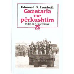 Gazetaria me perkushtim, Edmund B. Lambeth